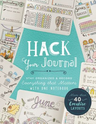 Hack Your Journal Book
