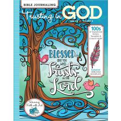 TRUST GOD -BIBLE JOURNALING