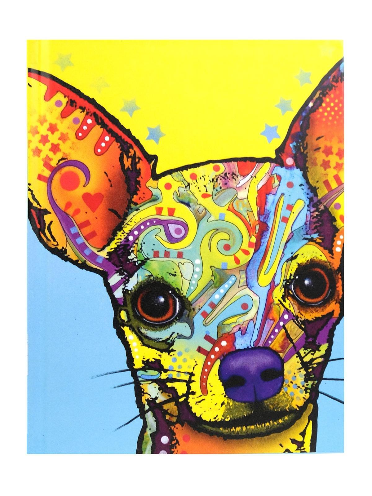 Quite Fox Designs Dean Russo Chihuahua Journal