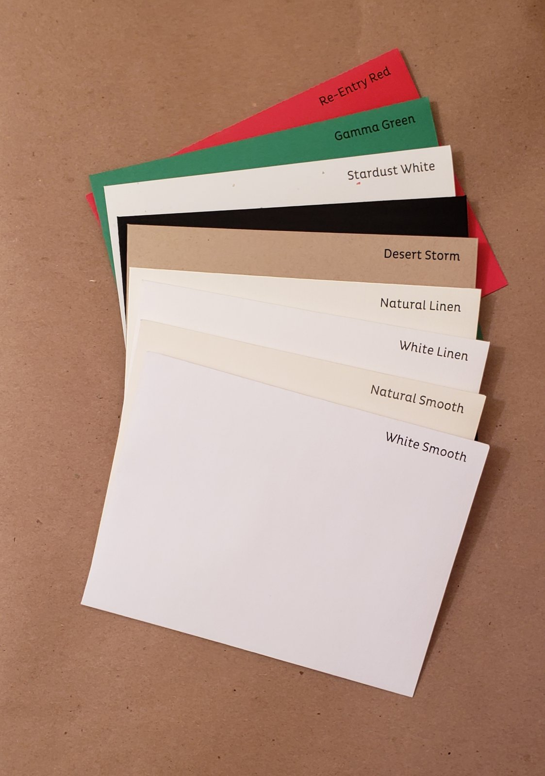 Envelopes, A2, Assorted Choices