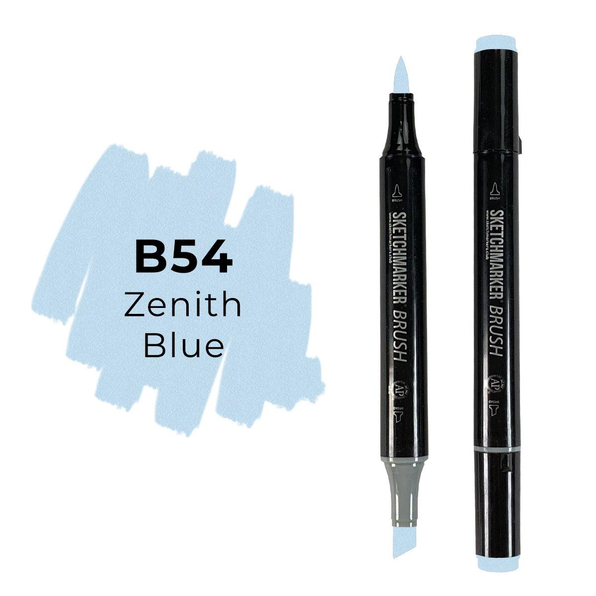SKETCHMARKER BRUSH PRO Color: Zenith Blue