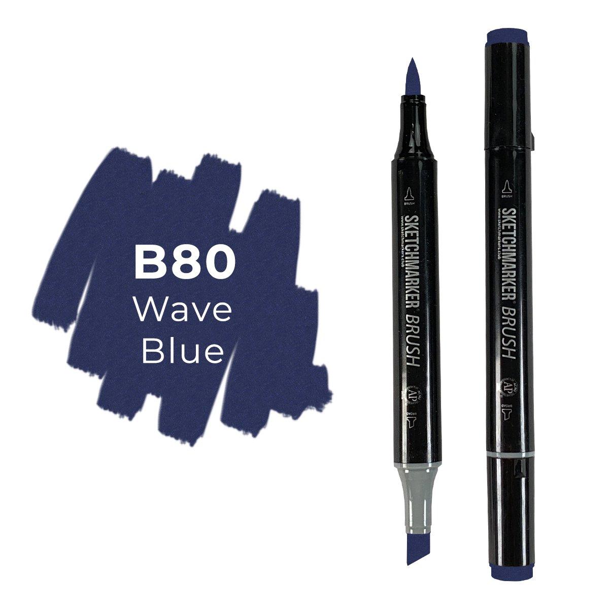 SKETCHMARKER BRUSH PRO Color: Wave Blue