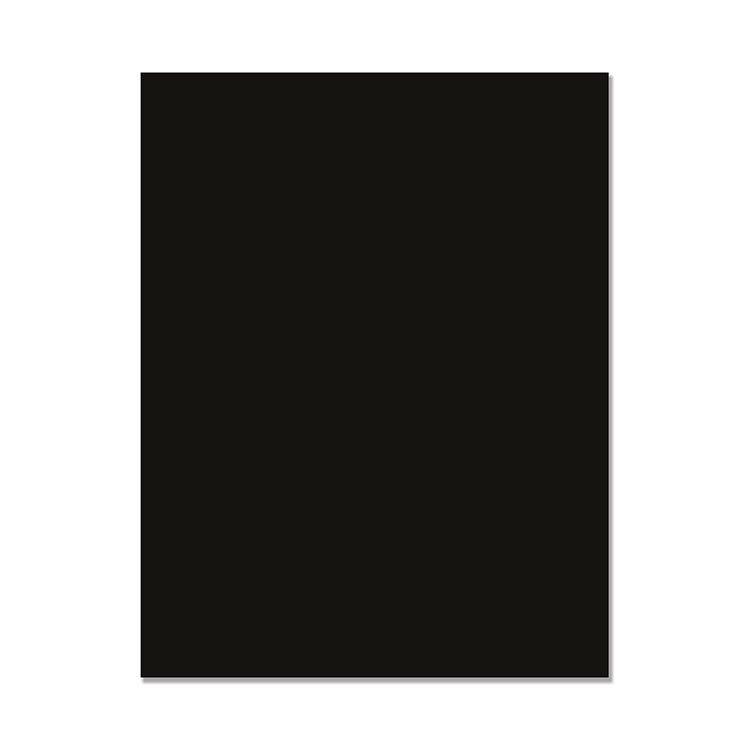 Cardstock Pack 8.5x11 25pc Black