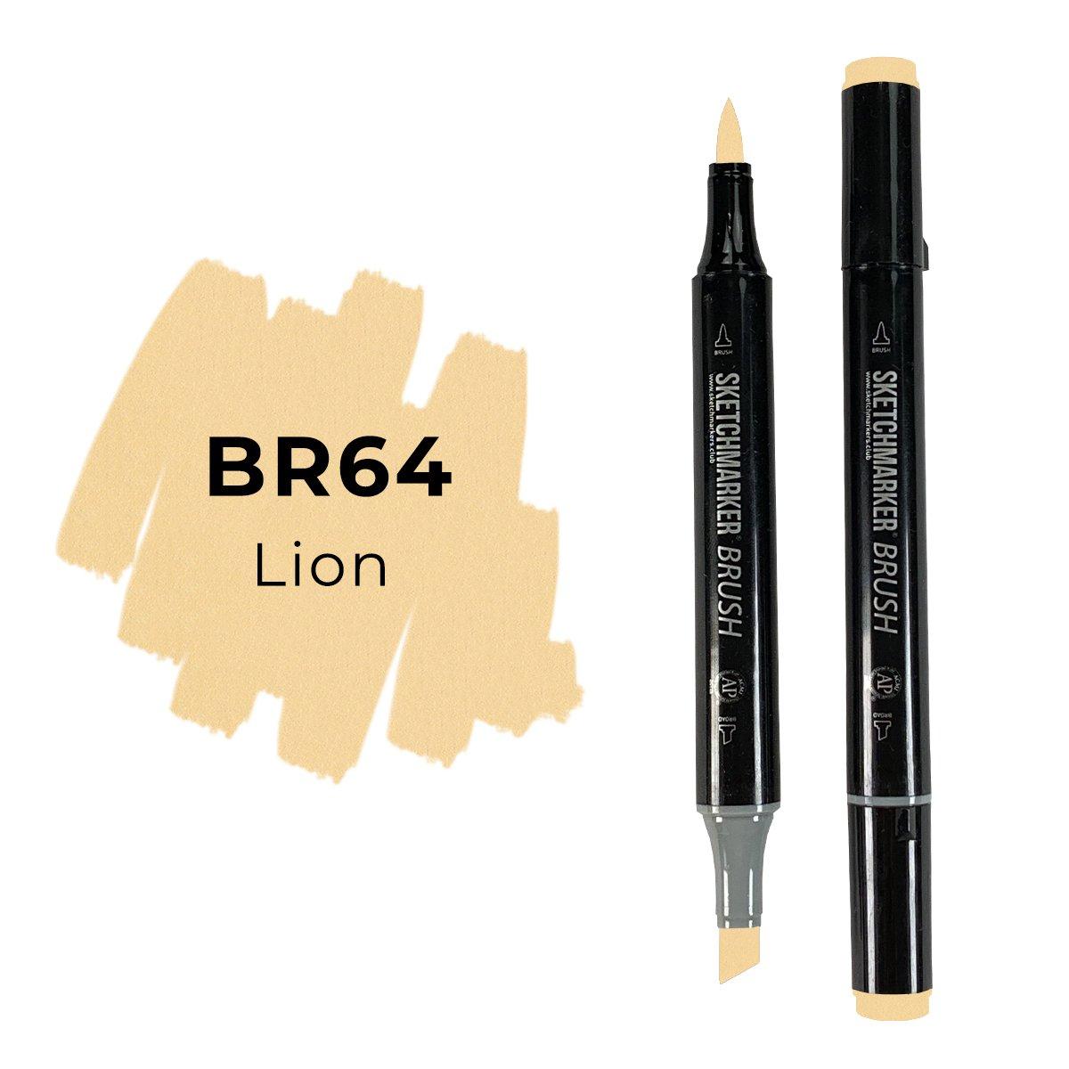 SKETCHMARKER BRUSH PRO Color: Lion