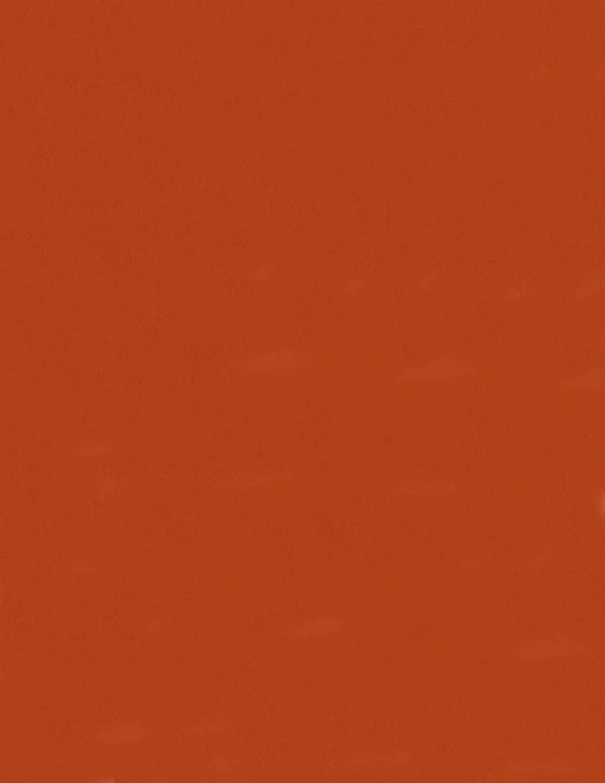 Cardstock 8.5x11 Burnt Orange