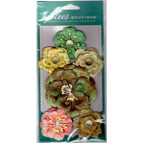 JOLEES BOUTIQUE PAPER FLOWERS