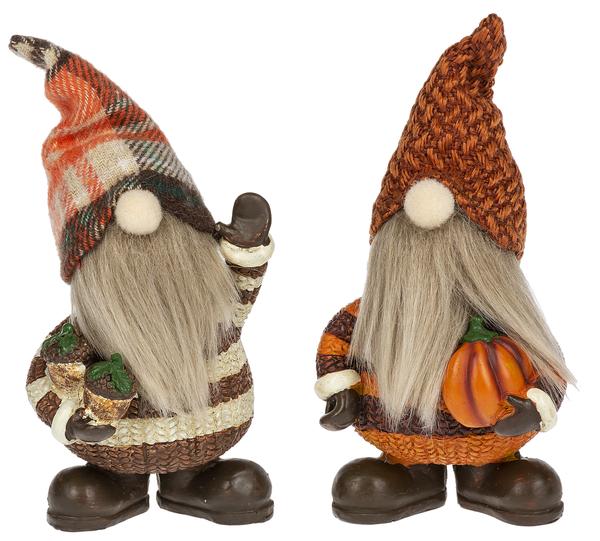 Fall Gnomes Figurine