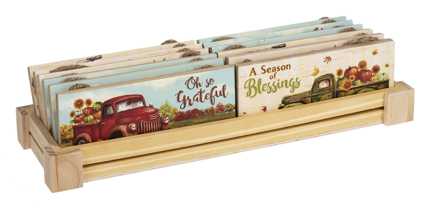 Rustic Rides Hanging Signs