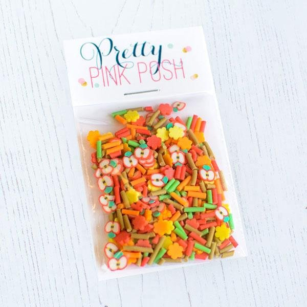 Fall Harvest Clay Confetti