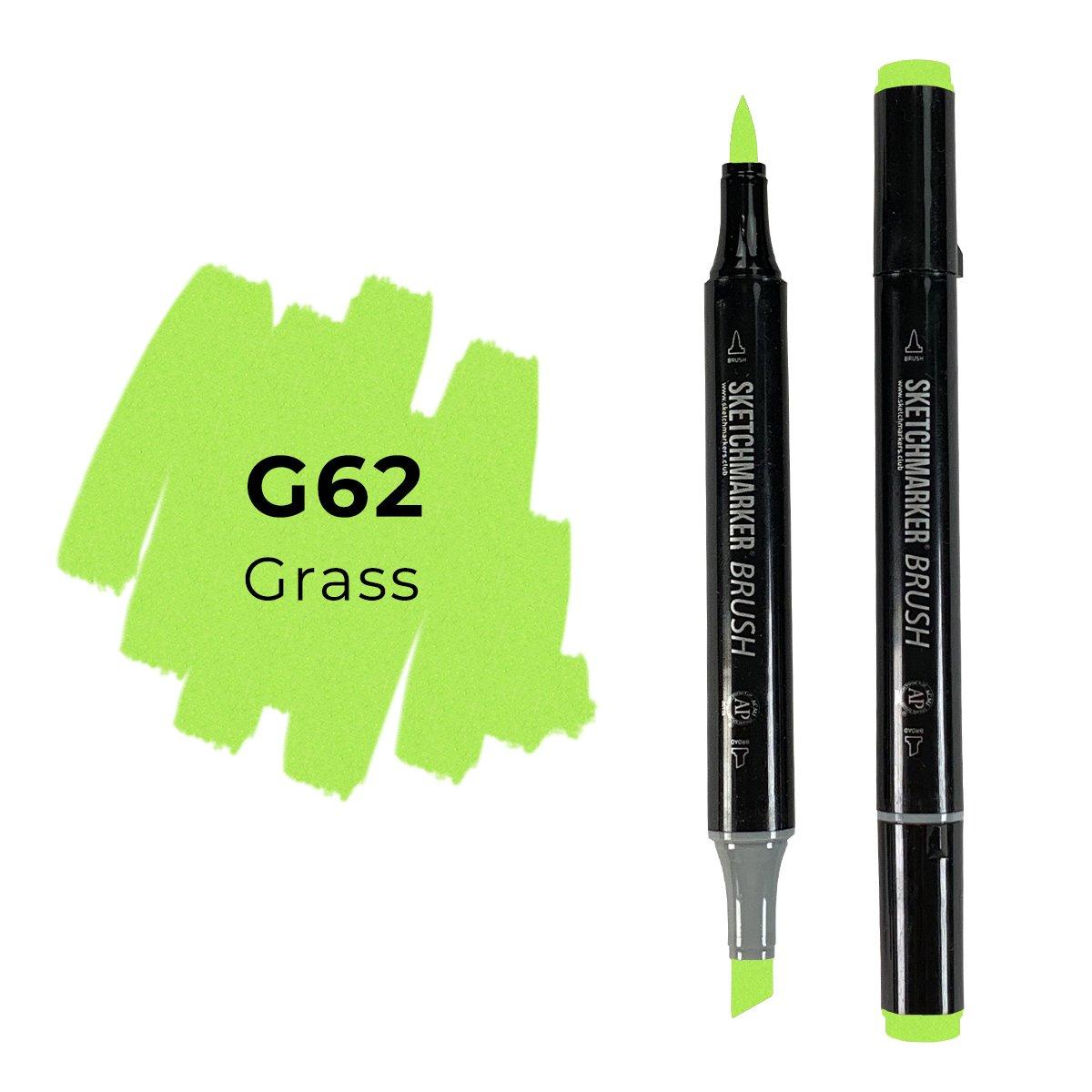SKETCHMARKER BRUSH PRO Color: Grass