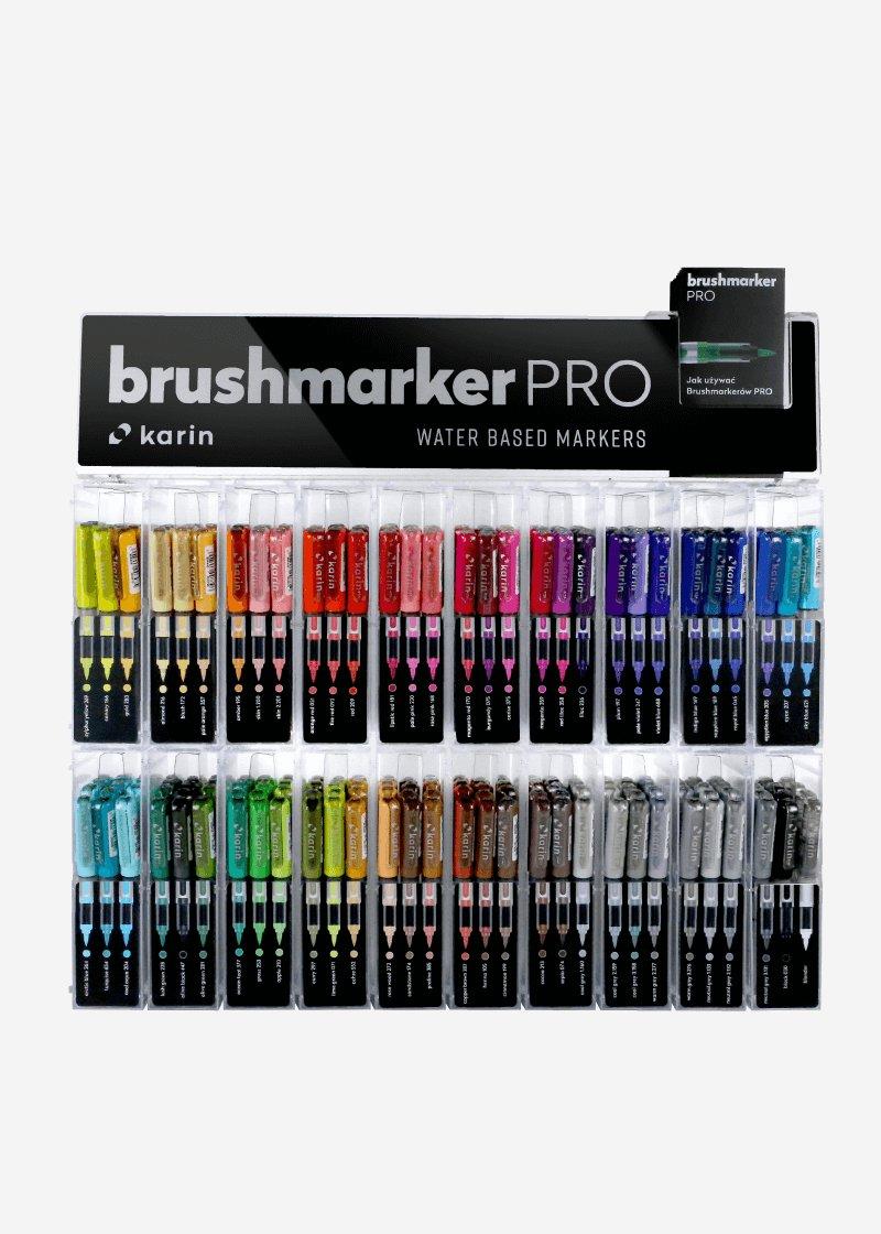Karin Brushmarker Pro