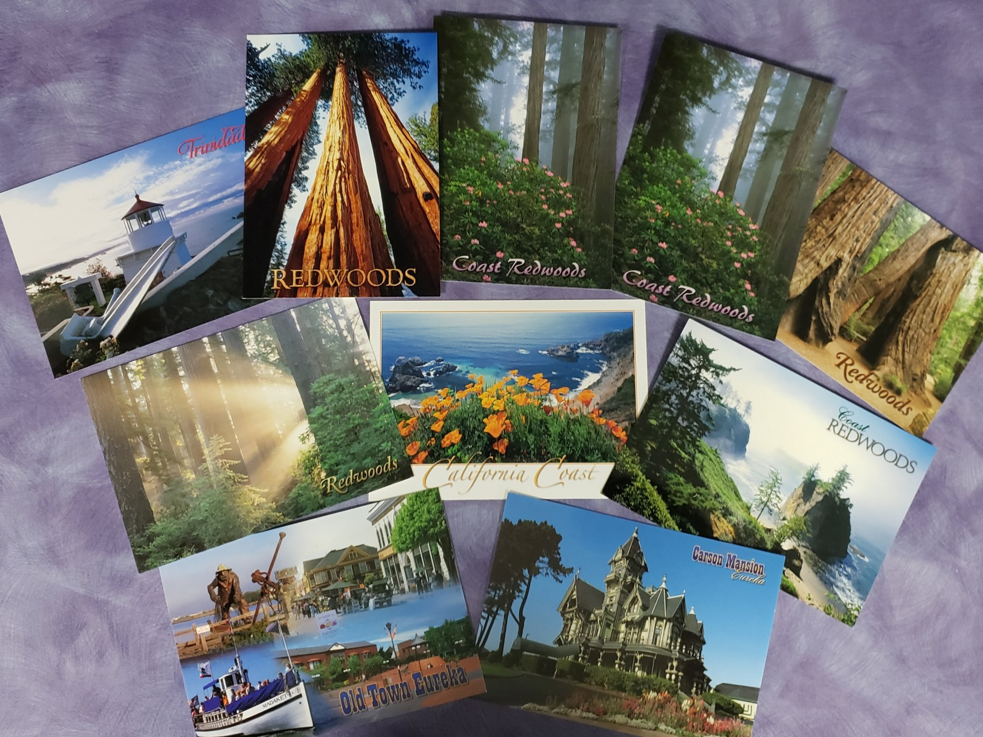 Local Postcards - Set of 10