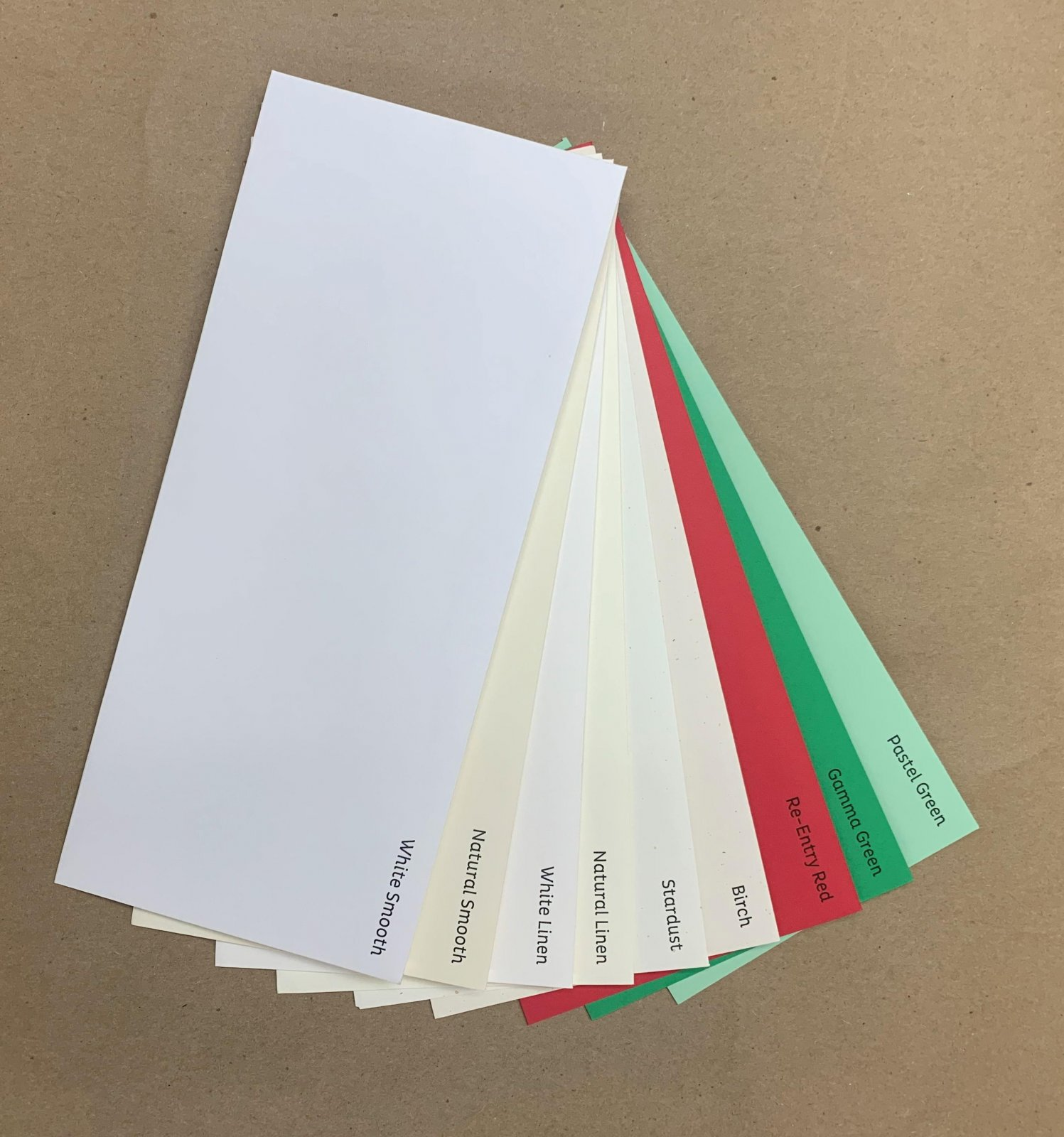 Envelopes, #10, Assorted Choices