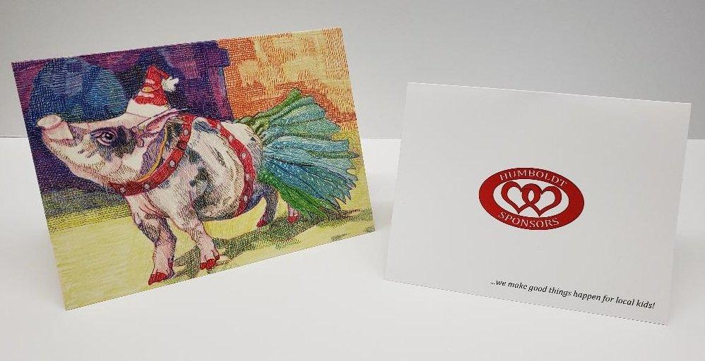 Notecards 5x7 White Matte Cardstock