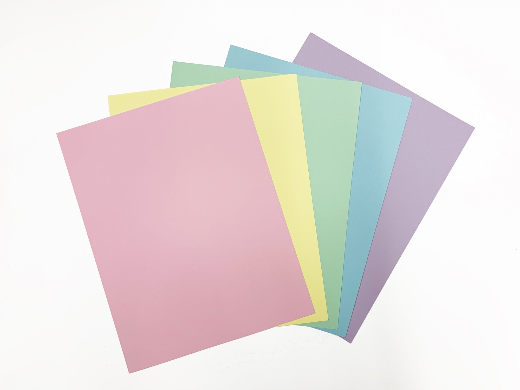 Cardstock Pack MIXED 8.5x11 25pc