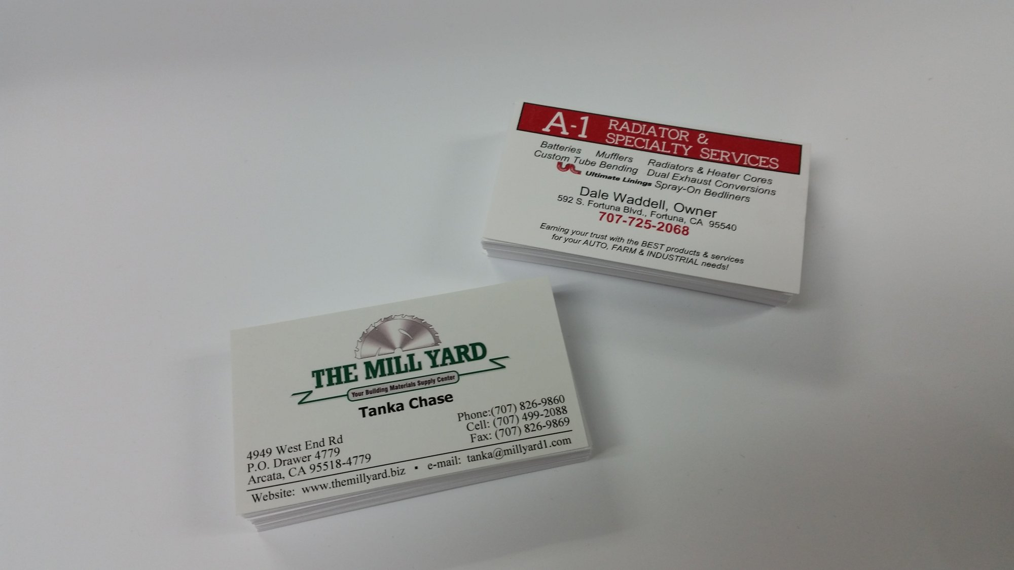 Business Card Pricing FLAT PRINTING FULL-COLOR COLOR PRINTING