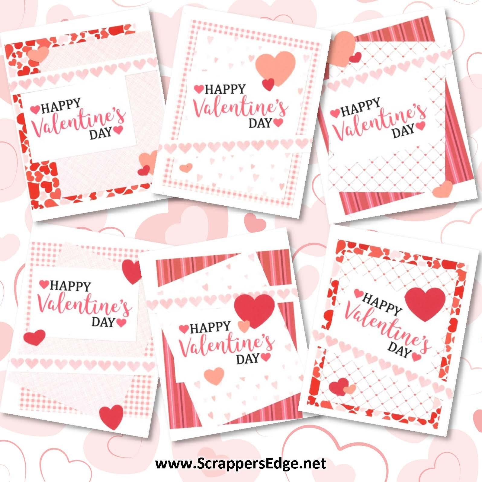 Valentine Cardmaking Kit