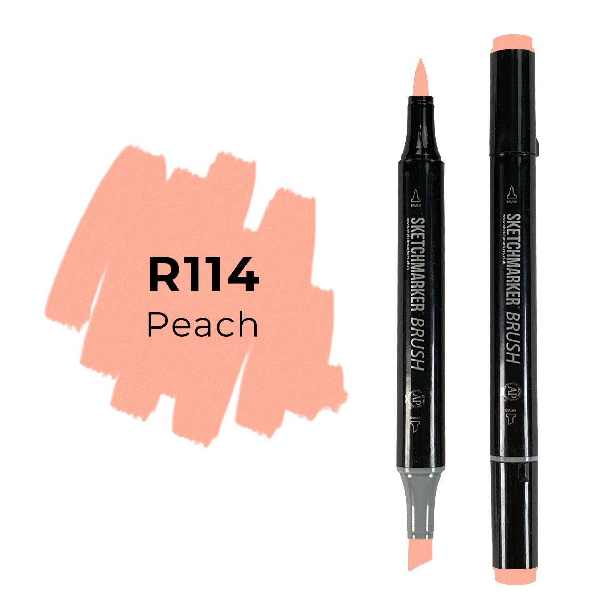 SKETCHMARKER BRUSH PRO Color: Peach