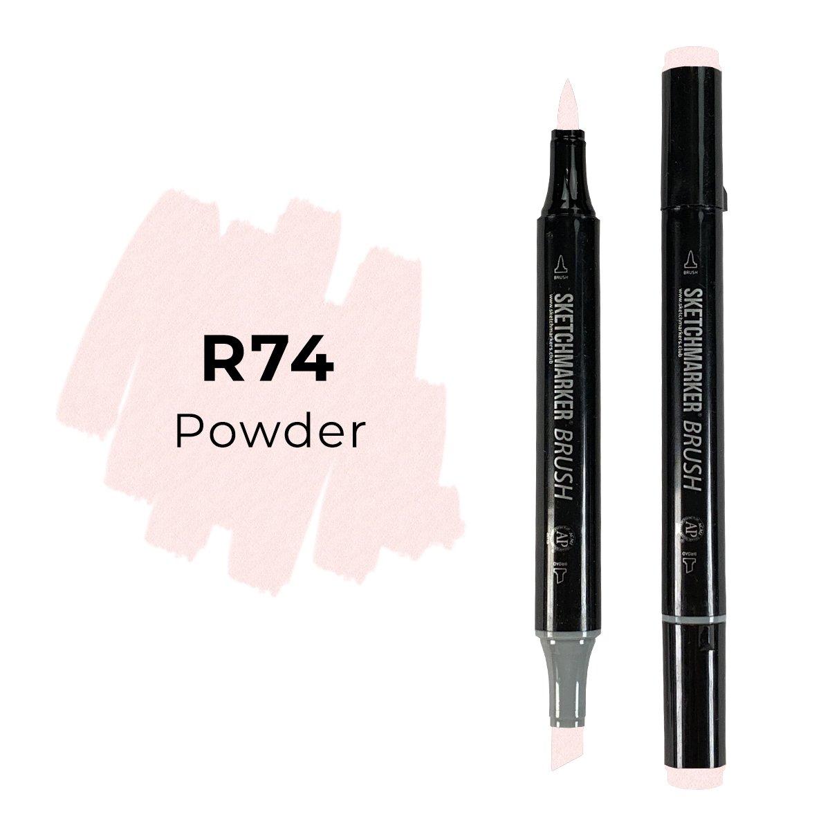 SKETCHMARKER BRUSH PRO Color: Powder