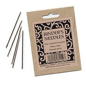 BINDERS NEEDLES (5)