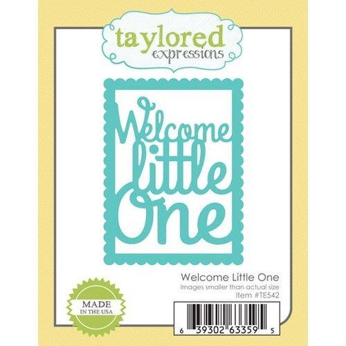 WELCOME LI-TAYLORED EX DIE