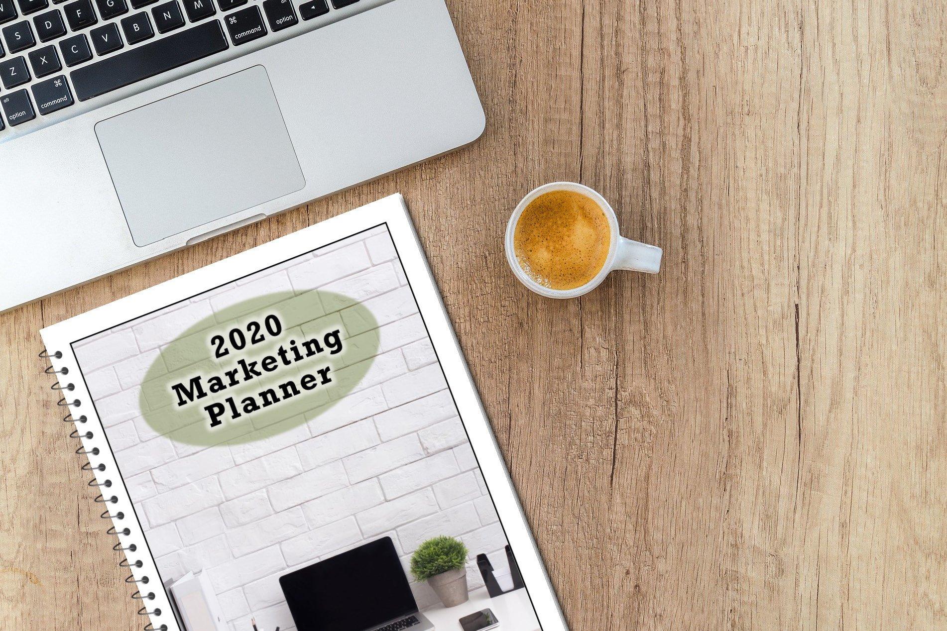 2020 Marketing Planner