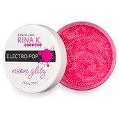 Neon Glitz Electric-Pop Glitter Gel - Poppin Pink