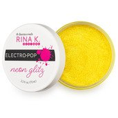 Neon Glitz Electric-Pop Glitter Gel - Hello Yellow