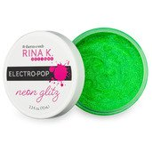 Neon Glitz Electric-Pop Glitter Gel - Screamin Green