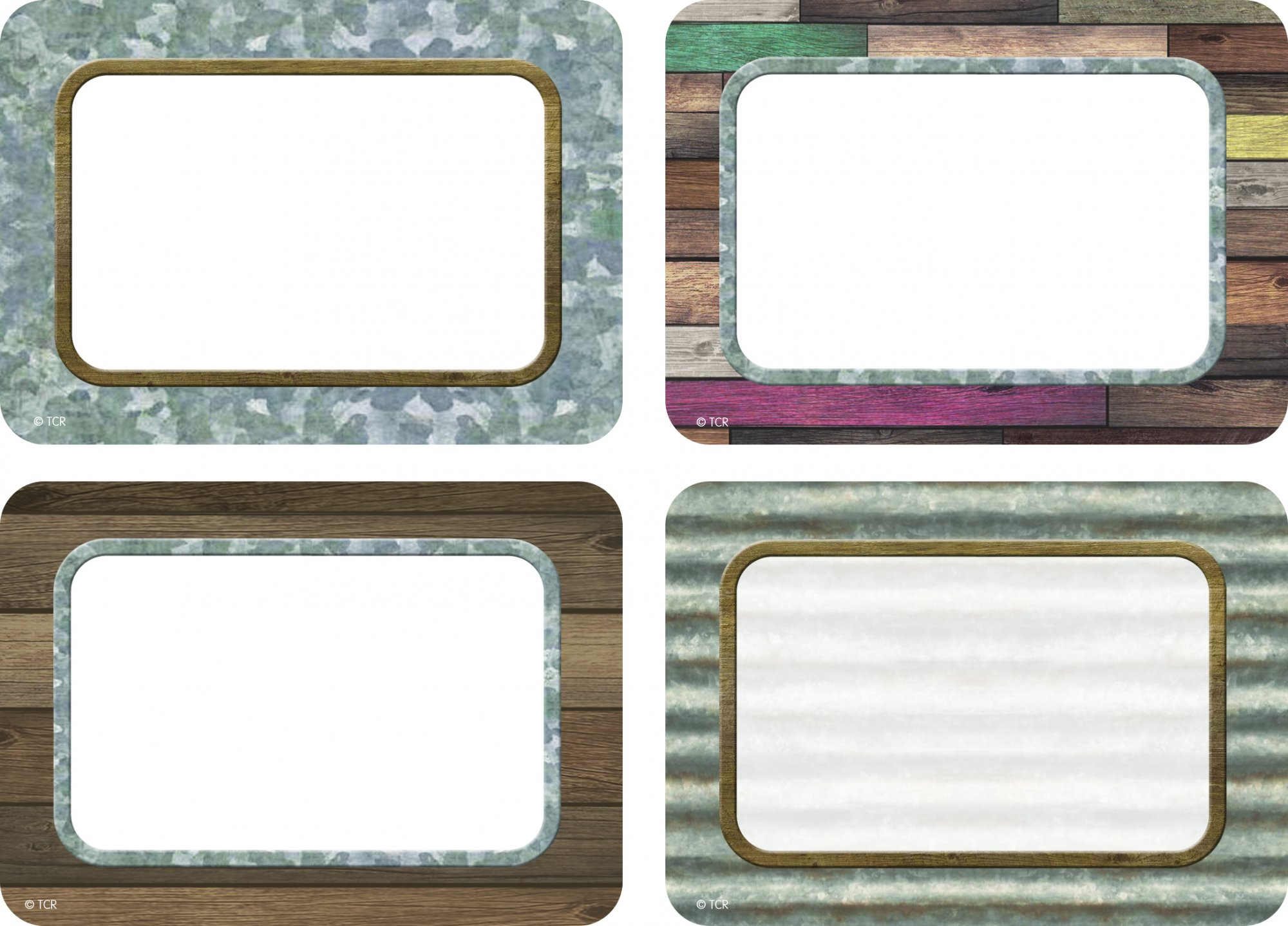 Home Sweet Classroom Name Tags/Labels -