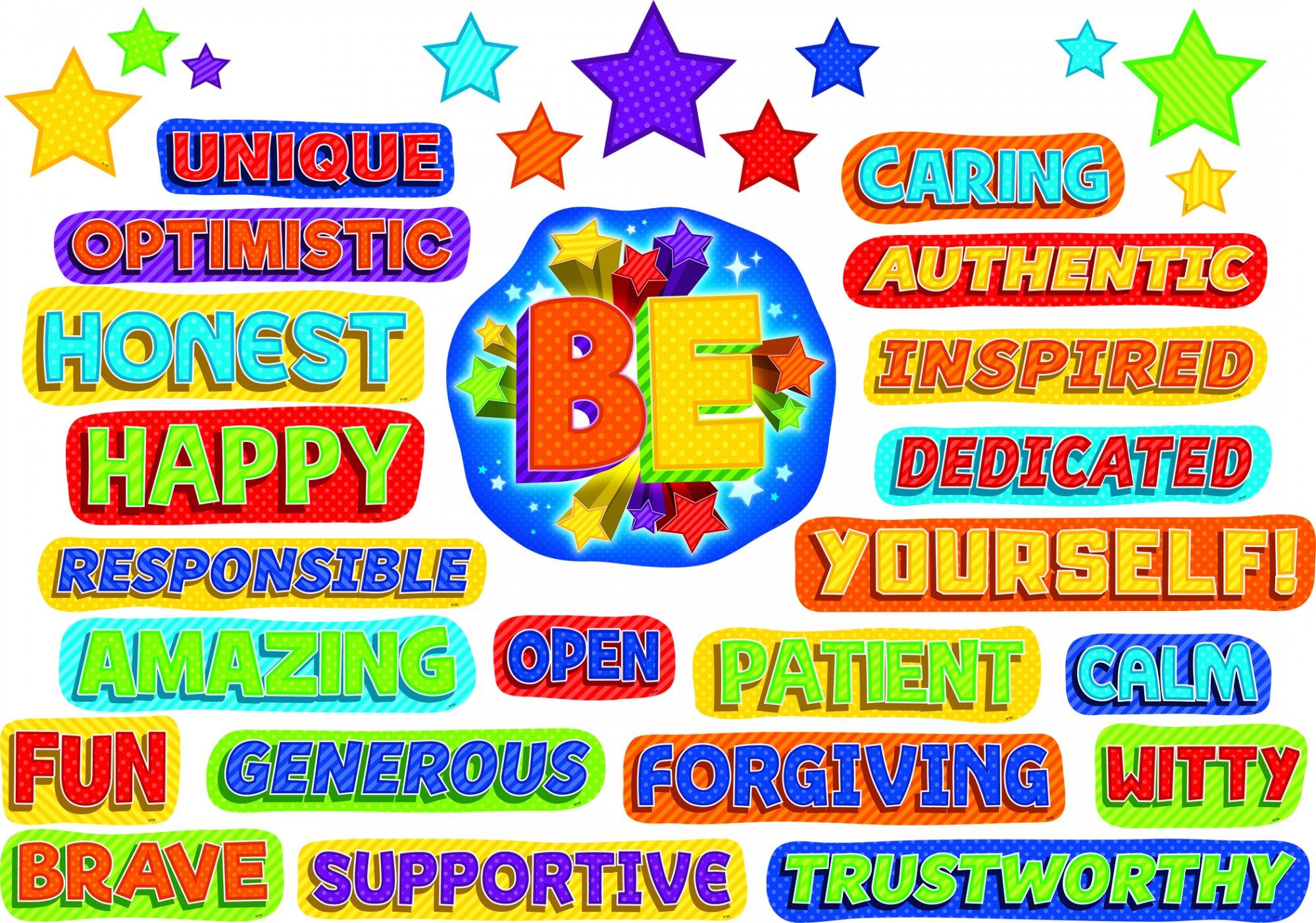 Be Amazing Bulletin Board