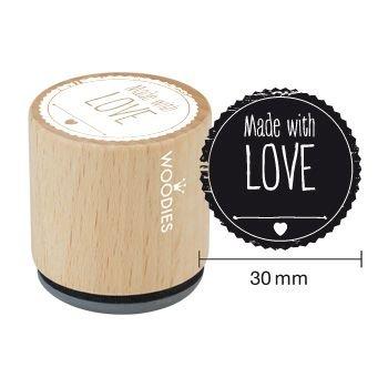 Woodies Handmade Stamp
