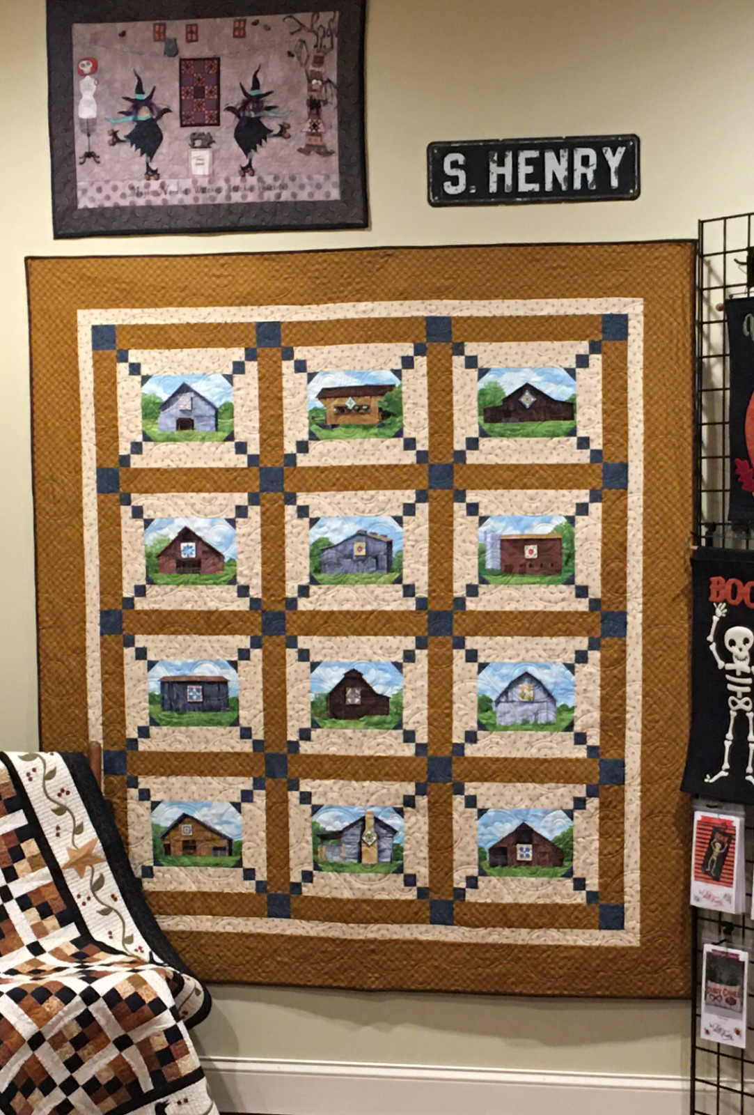 Barn Quilts of Tennessee Quilt Kit