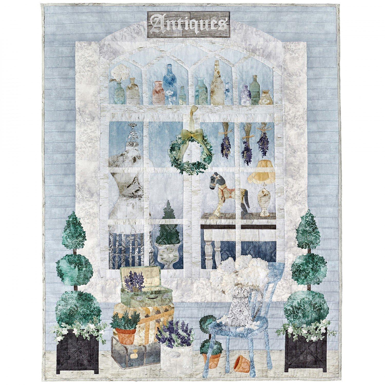 Memory Lane Quilt Kit with Embellisment Set by McKenna Ryan