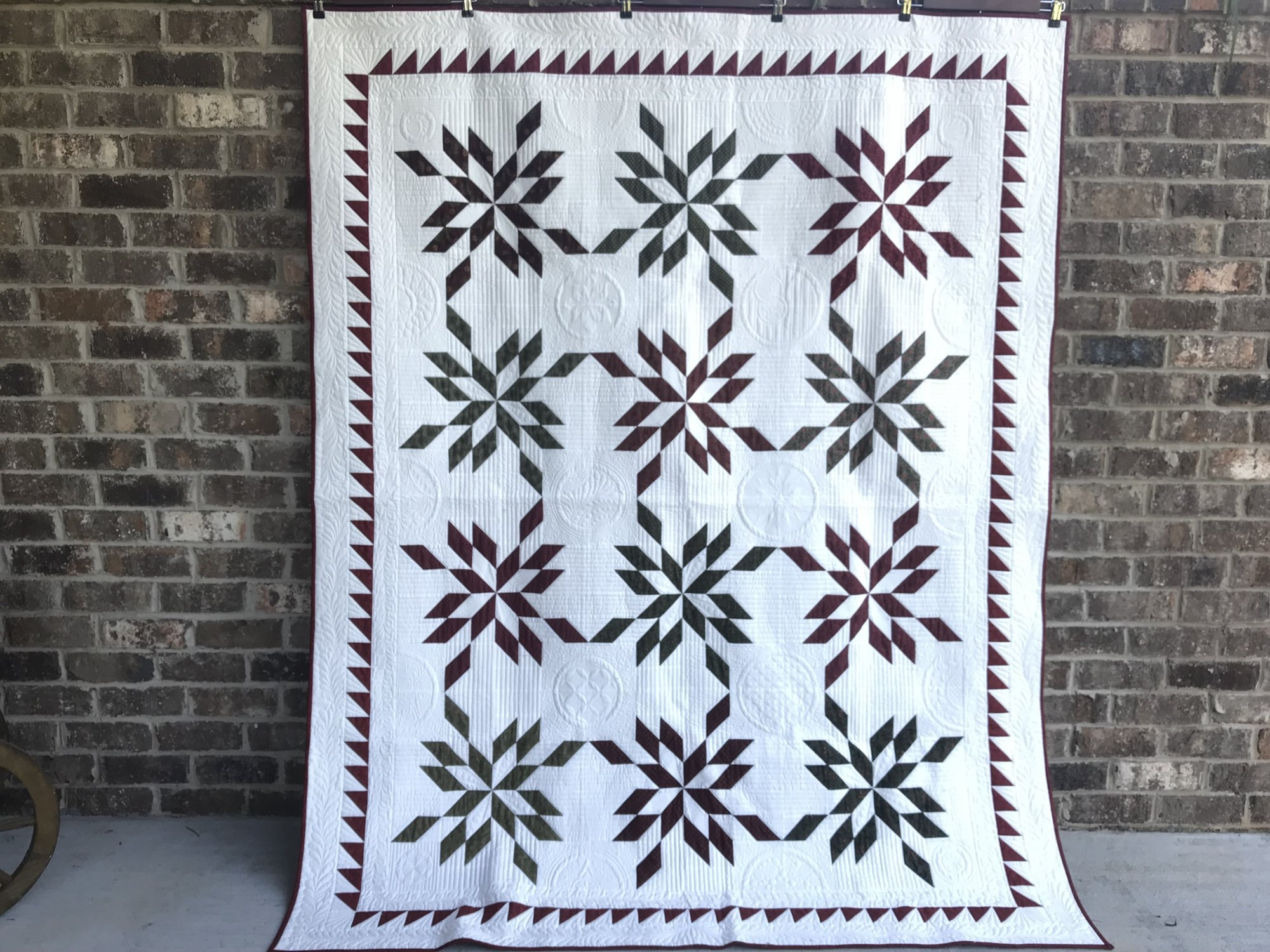 Winterberry Quilt Kit