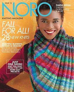 Noro Knitting Magazine Issue 13