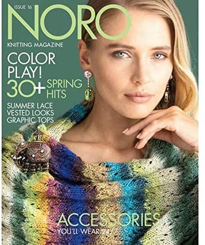Noro Knitting Magazine Issue 16