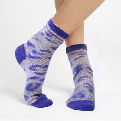 Kinda Magic Sock Purrfect Purple - 6457