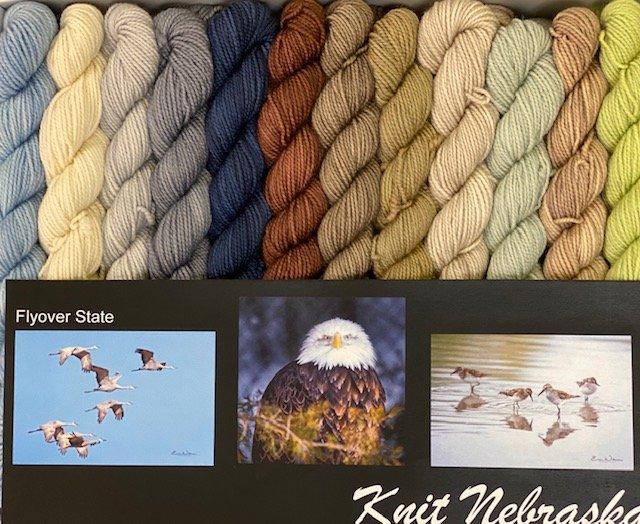 Knit Nebraska - Flyover State