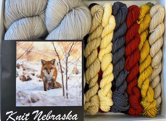 Knit Nebraska - Kindred