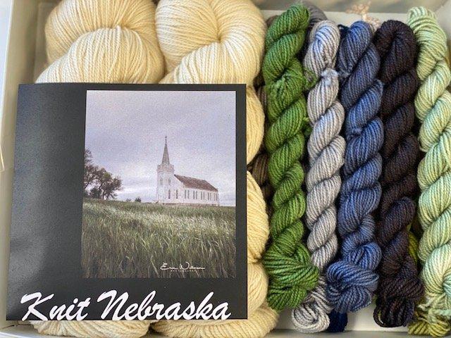 Knit Nebraska - Solitude not Solitary