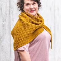 Brooklyn Tweed Interval Shawl Kit- Select Color Option Dropdown