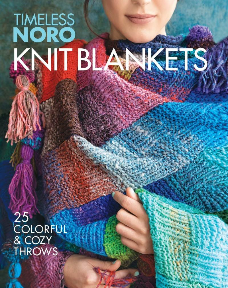 Timeless Noro Knit Blankets Book