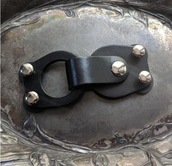 Jul Mod Loop Leather Closure 15