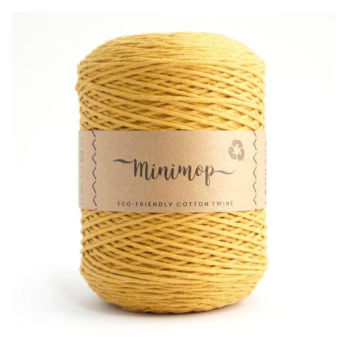 Minimop - Lion Yellow