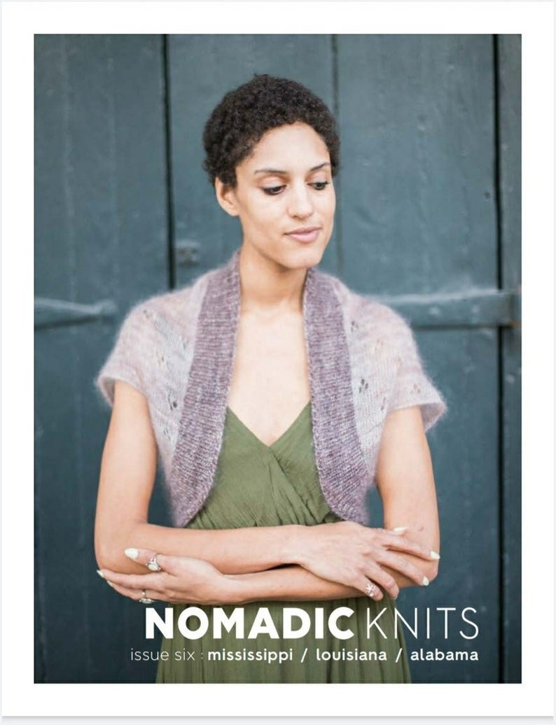 Nomadic Knits Issue 6