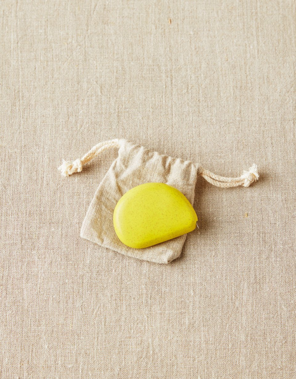 CoCo Knits Tape Measure -  Mustard Seed