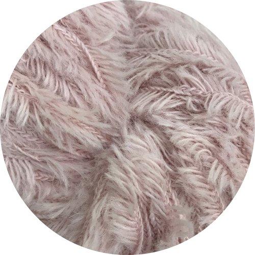 Big Bad Wool Baby Yeti - Pink Noses
