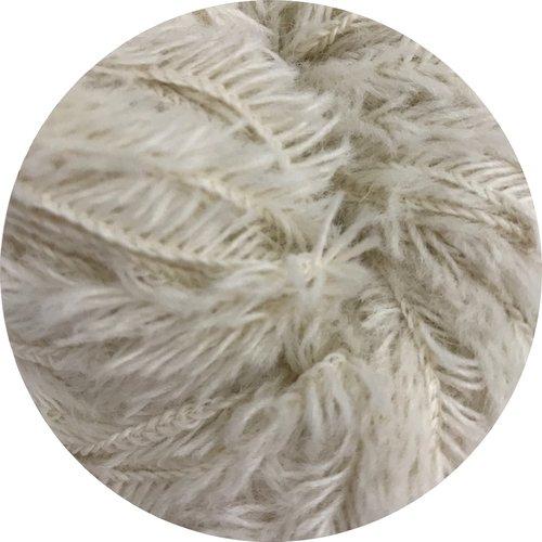 Big Bad Wool Baby Yeti - Raw White