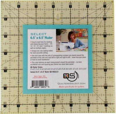 6.5x6.5 Non-Slip Ruler